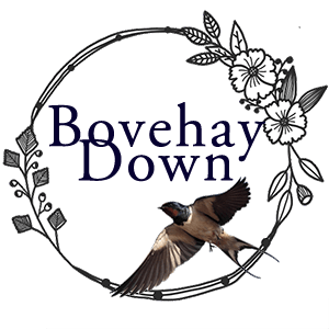 Bovehay Down Weddings Logo